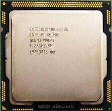 Intel Xeon L3426 1.86GHz LGA 1156 SLBN3 8M Cache 4-Core CPU Processor Tested