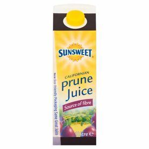 Sunsweet  Prune Juice - 1Ltr