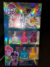 NEW ~ My Little Pony ~ Nail Art Collection ~ 5 Nail Polish, Jewels, Nail File