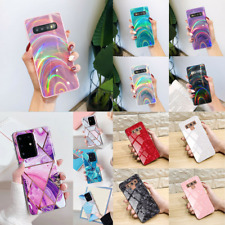 For Samsung Galaxy S10 S20 Ultra Plus 3D Glitter Phone Case Cover Silicone Skin