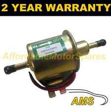 12V ELECTRIC UNIVERSAL PETROL DIESEL FUEL PUMP POSITIVE EARTH CAR VAN FPU5P01