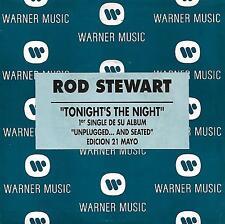 "ROD STEWART 7""PS Spain 1993 Tonight's the night"