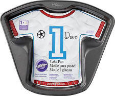 T-Shirt Jersey Shape Cake Pan Non-Stick from Wilton 0051 - NEW
