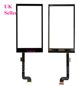 For HTC Desire 601 Touch Screen Digitizer Front Glass Lens Htc D601   + tools