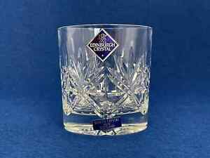 Edinburgh Crystal Ness Whisky Glass - Old Fashioned - More available!