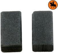 NUEVOS Escobillas de Carbón BOSCH GST 135 BCE Serrucho - 5x8x15.5mm