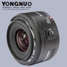 YONGNUO YN 35MM F2 Wide-angle Auto Focus Lens For Canon 6D 5DIII 650D 600D 7DII