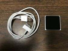 Apple iPod nano 6th Generation Silver (16 GB) Bundle