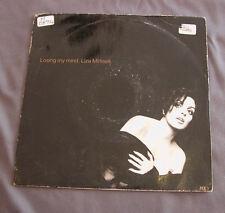 """Vinilo SG 7"""" 45 rpm LIZA MINELLI - LOSING MY MIND -  Record"""