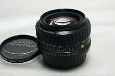 SMC Pentax-A 50mm f1.4 Lens *Near Mint*