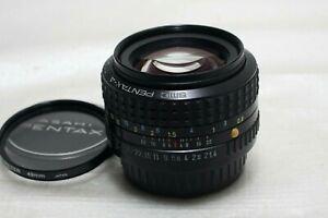 SMC Pentax-A 50mm f1.4 Lens *Near Mint*