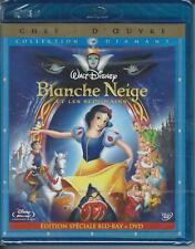 Blu-ray/Dvd BLANCHE NEIGE ET LES SEPT NAINS (Neuf sous blister) *