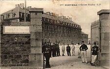 CPA MILITAIRE Saint-Malo, Caserne Rocabey (316809)