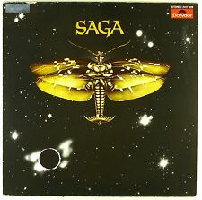 "12"" LP - Saga - Saga - #A3160 - washed & cleaned"