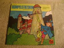 """Kid Stuff Rumpelstiltskin 12"""" Factory Sealed Vinyl"""