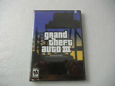 Playstation 2 GTA III Grand Theft Auto III NEW!!