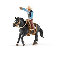 Schleich Nr. 41416  Saddle bronc riding mit Cowboy  Neu ! Neuheit 2017