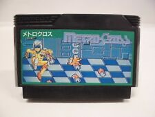 NES -- METRO CROSS -- Famicom, FC. Japan game. Work fully. 10575