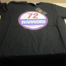 Wigan Warriors Rugby League T Shirt Noir 72 officiel 1872 ISC Neuf Homme L