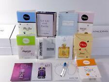 12 Verschiede Damen Parfum Proben zB: Lancome, Mugler, Chanel, Miro ....
