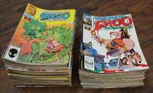 Groo the Wanderer 🗡 LOT RUN SET 97 Issues #2-28 30-44 46-52 55-84 86-94 96-102