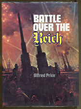 Battle over the Reich by Alfred Price-UK First Edition/DJ-1973
