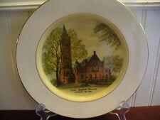 1960 First Baptist Church Amsterdam New York Plate