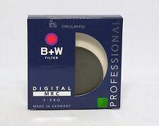 B+W 52mm Slim MRC Circular Polarizer Digital F-Pro NEW Film Digital