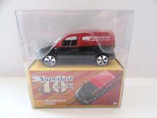 Matchbox Superfast 40th Anniversary No.10 VW Caddy 'Firestone' - Mint/Boxed