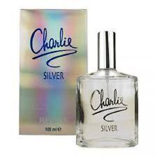 CHARLIE SILVER 100ML EDT WOMEN PERFUME SPRAY BY REVLON