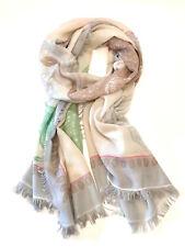 Kaschmir Schal Tuch Hemisphere Maße 200x70cm Cashmere Tuch Schal