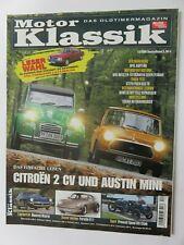Motor Klassik 12 2006 Citroen Mini 850 Maserati Isdera Steyr Puch Land Rover