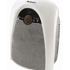 Bathroom Heater Fan Pre Heat Timer Digital Thermostat Clock Holmes Safe Plug New