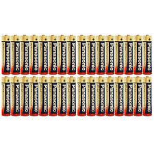 32er Pack AAA Alkaline Power PANASONIC- LR03 Micro LR3 - BATTERIEN * Size S
