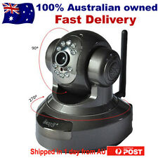 EasyN H3-186A IR-Cut Night Vision Security Wireless IP Camera with TF Card Slot
