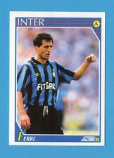 Figurina/CARD-SCORE '92-n.125- FERRI - INTER