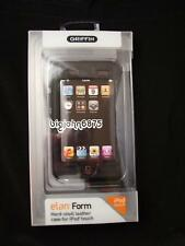 Griffin Elan Form Apple iPod Touch 1st Generation ONLY Hard Leather Case