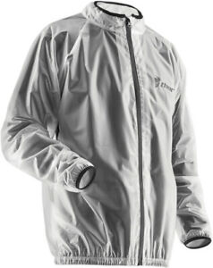 Thor MX ATV Rain Jacket Clear Coat M