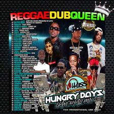 DJ Wass - Hungry Days Dancehall Mixtape. Reggae Mix CD. May 2018