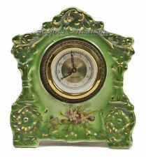 Reloj de porcelana antiguo