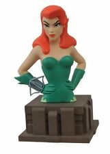 "BATMAN: The Animated Series - Poison Ivy 6"" Bust (Diamond Select Toys) #NEW"