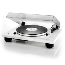 Thorens - TD 206 white - Manual Turntable w/ Ortofon 2M Blue - NEW