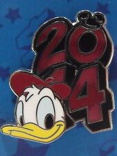 2014 New Authentic Disney Donald Duck Booster Trading Pin
