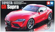Tamiya 1/24 Toyota Gr Supra Model Car Kit - 24351