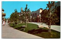 1950s/60s Greetings from Riverside, CA Downtown Mall Postcard