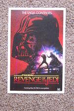 Return of the Jedi #3 Lobby Card Movie Poster