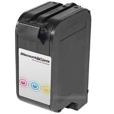 Remanufactured C1823D for HP 23 Tri COLOR Inkjet Cartridge OfficeJet 1175 1170CX
