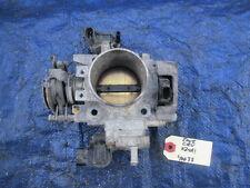02-04 Honda CRV K24A1 throttle body assembly OEM engine motor K24A base 40038