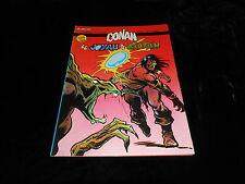 Conan album Artima Marvel géant : Conan : Le joyau de Siptah