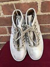 Randall High Top Sneakers Size 36 NWOT